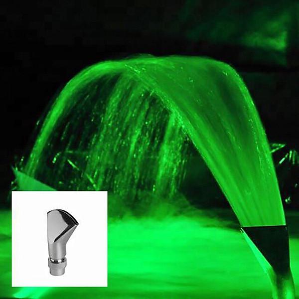 Đầu phun nước hình mỏ vịt có chỉnh góc INOX phi 34mm