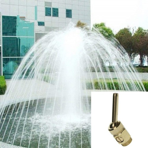 Đầu phun tia nước ren ngoài 21mm có van điều áp